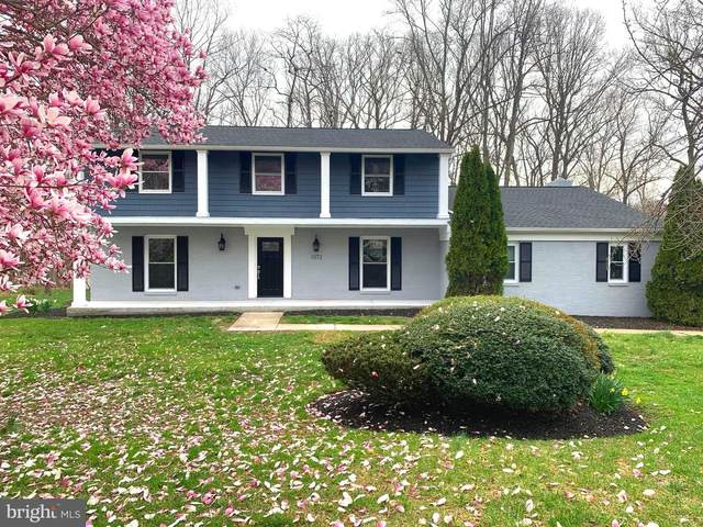 1072 Carriage Hill Parkway, ANNAPOLIS, MD 21401 (#MDAA429304) :: The Miller Team