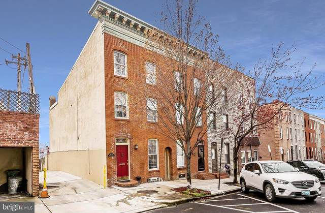 2235 Bank Street, BALTIMORE, MD 21231 (#MDBA504956) :: The Licata Group/Keller Williams Realty