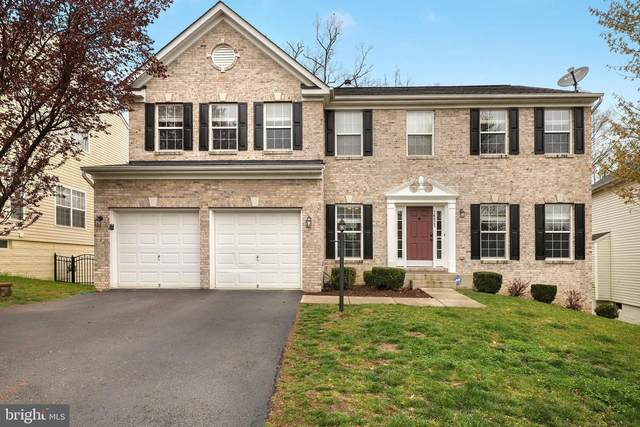 16425 Plumage Eagle Street, WOODBRIDGE, VA 22191 (#VAPW490836) :: The Miller Team