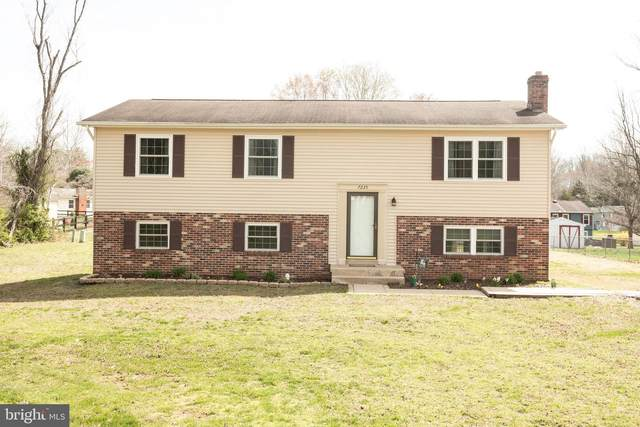 7235 King William Street, WARRENTON, VA 20187 (#VAFQ164816) :: Larson Fine Properties