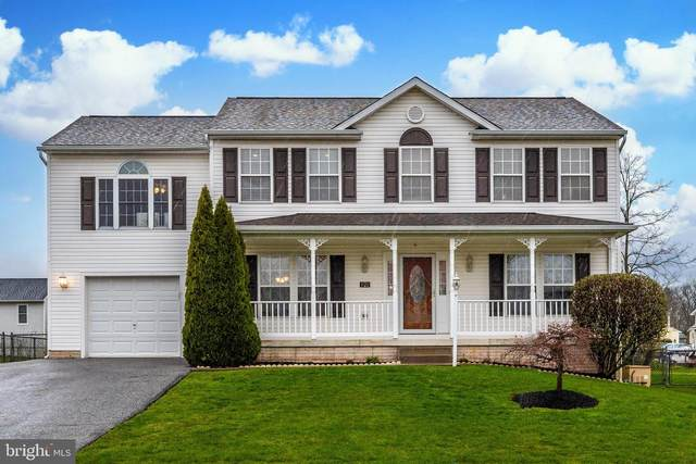 122 Victor Drive, THURMONT, MD 21788 (#MDFR261718) :: AJ Team Realty