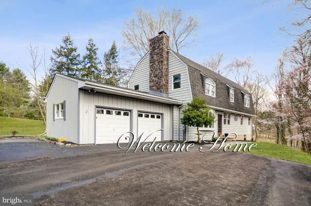 14 Forrest Edge Drive, TITUSVILLE, NJ 08560 (#NJME293682) :: Pearson Smith Realty