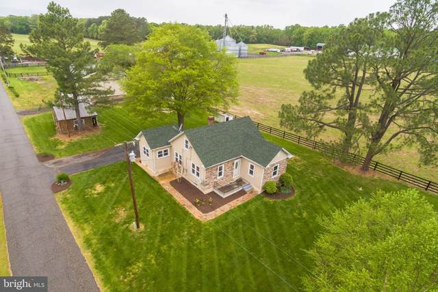 3015 Warren Gibson Road, HUNTINGTOWN, MD 20639 (#MDCA175436) :: Gail Nyman Group