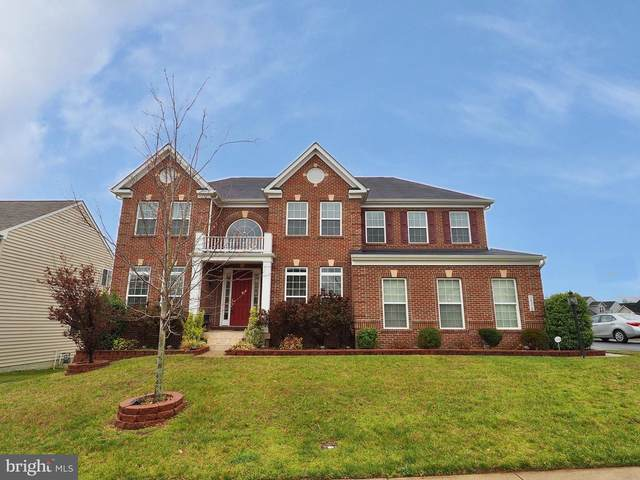 16318 Boatswain Circle, WOODBRIDGE, VA 22191 (#VAPW490980) :: The Miller Team