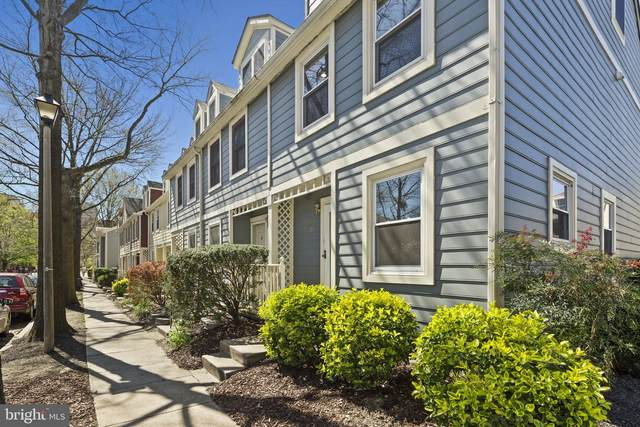 1130 N Utah Street, ARLINGTON, VA 22201 (#VAAR160702) :: The Gus Anthony Team