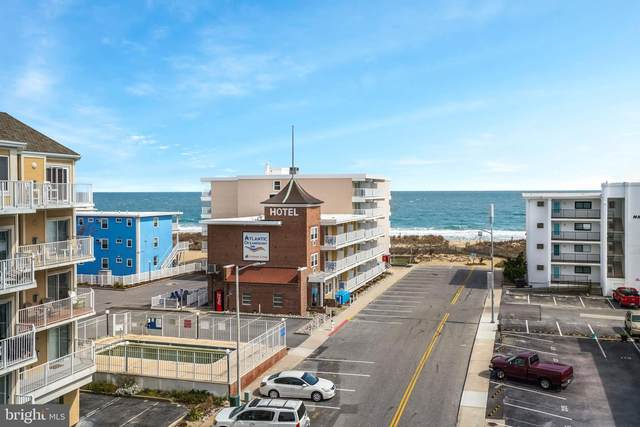 15 45TH Street #401, OCEAN CITY, MD 21842 (#MDWO113058) :: Atlantic Shores Sotheby's International Realty