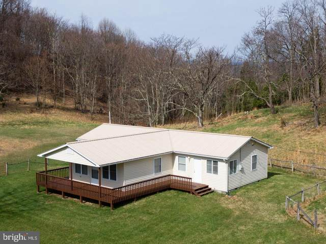 524 Ant Hill Lane, PETERSBURG, WV 26847 (#WVGT103170) :: Pearson Smith Realty