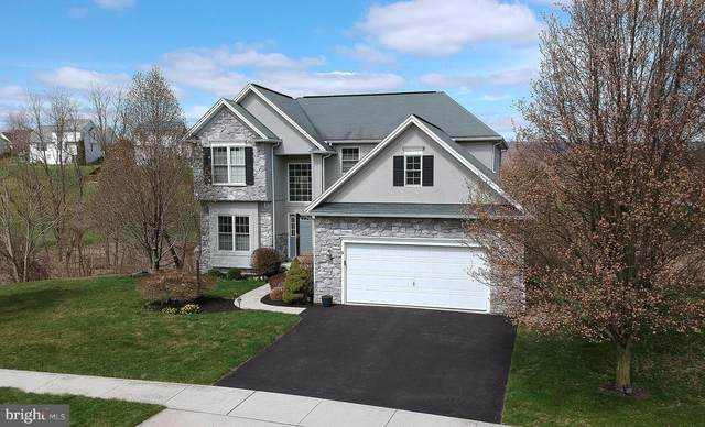 1414 Inverness Drive, MECHANICSBURG, PA 17050 (#PACB122674) :: TeamPete Realty Services, Inc