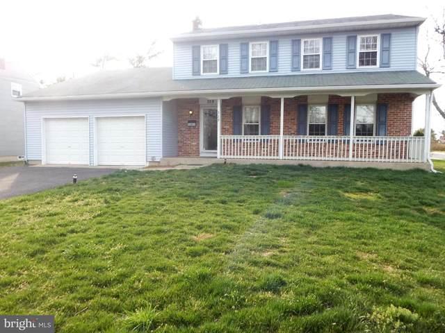 329 Mimosa Drive, CHERRY HILL, NJ 08003 (MLS #NJCD390680) :: The Dekanski Home Selling Team