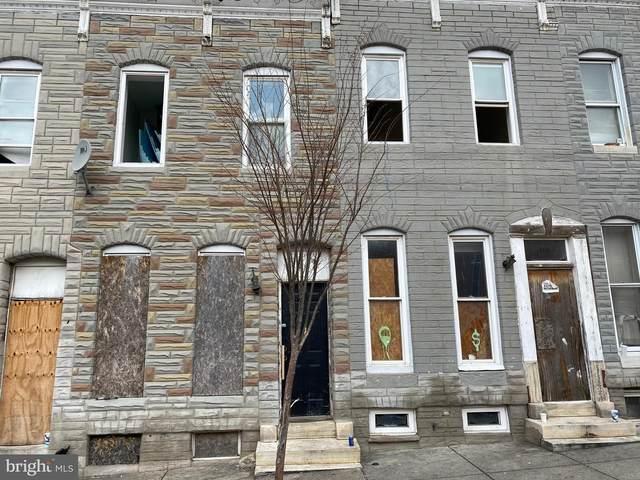 1712 Presstman Street, BALTIMORE, MD 21217 (#MDBA505448) :: Bic DeCaro & Associates