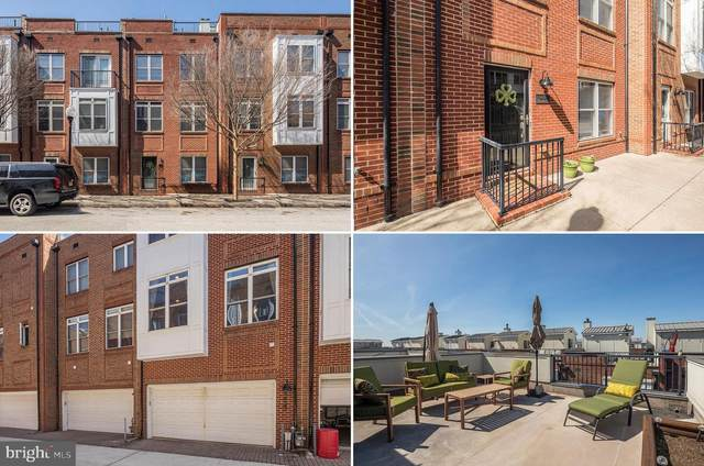 1420 Benjamin Street, BALTIMORE, MD 21230 (#MDBA505506) :: The Dailey Group