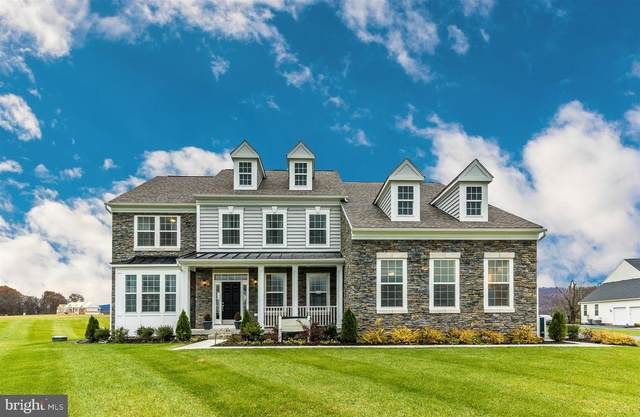 523 Isaac Russell, NEW MARKET, MD 21774 (#MDFR261928) :: AJ Team Realty