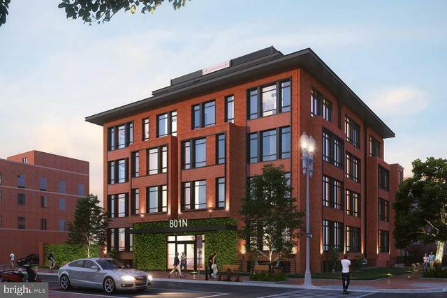 801 N NW #104, WASHINGTON, DC 20001 (#DCDC463696) :: Network Realty Group