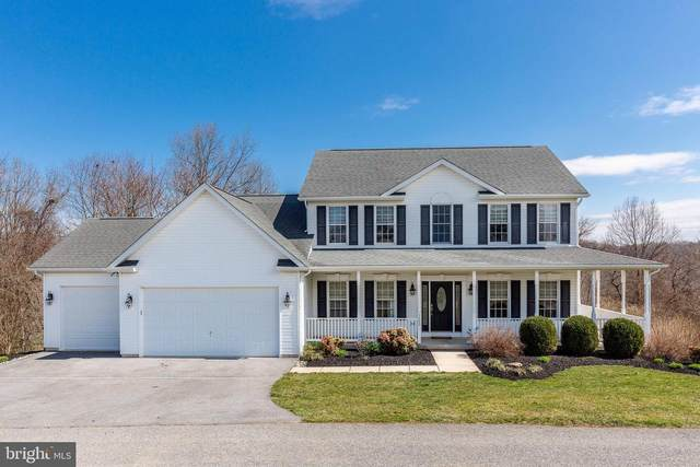 1409 Tango Wood Drive, WESTMINSTER, MD 21157 (#MDCR195650) :: AJ Team Realty