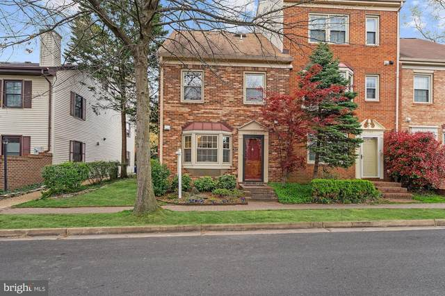 1160 N Randolph Street, ARLINGTON, VA 22201 (#VAAR160884) :: The Gus Anthony Team