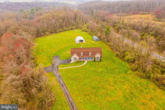 4027 Old Washington Road, WESTMINSTER, MD 21157 (#MDCR195658) :: The Licata Group/Keller Williams Realty
