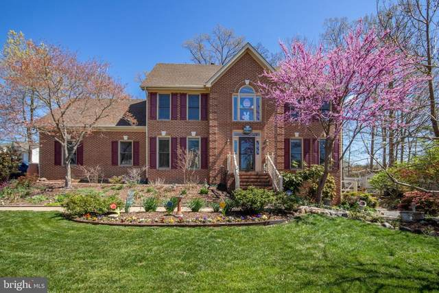 11109 Park Ridge Road, FREDERICKSBURG, VA 22408 (#VASP220706) :: AJ Team Realty