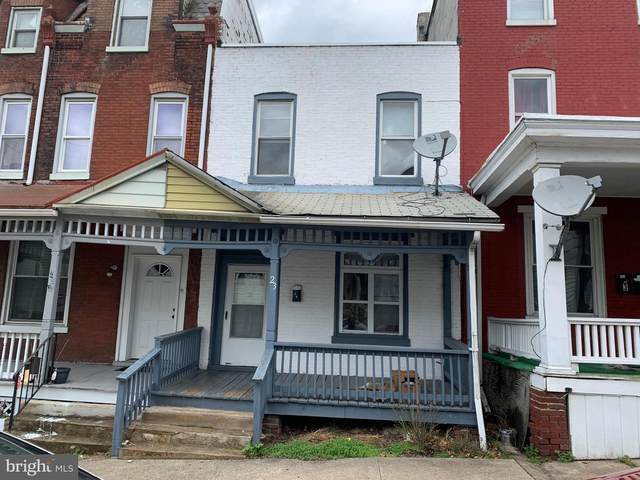 23 N 4TH Street, STEELTON, PA 17113 (#PADA120518) :: The Joy Daniels Real Estate Group