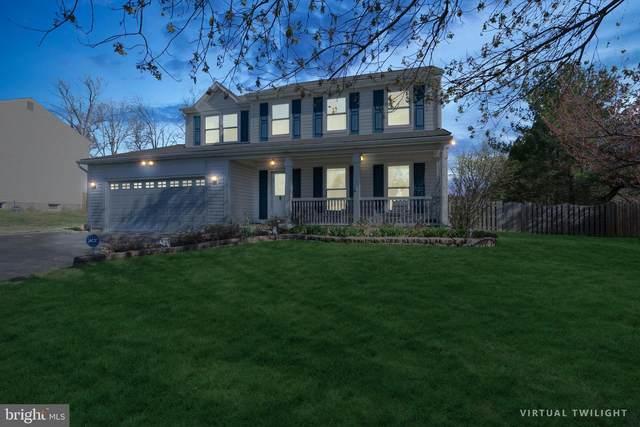 12912 Ashton Oaks Drive, FAIRFAX, VA 22030 (#VAFX1120798) :: CR of Maryland