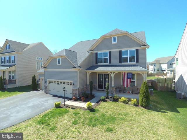 9004 Enochs Court, GAINESVILLE, VA 20155 (#VAPW491756) :: Pearson Smith Realty