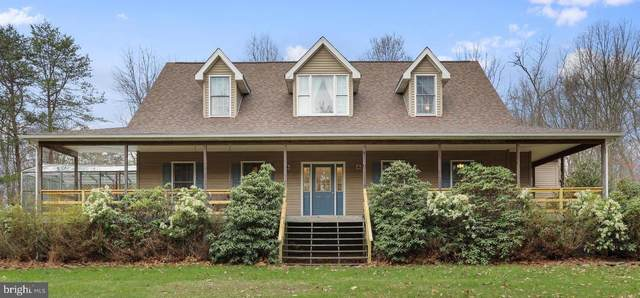 395 Packing House Road, BERKELEY SPRINGS, WV 25411 (#WVMO116700) :: Lucido Agency of Keller Williams
