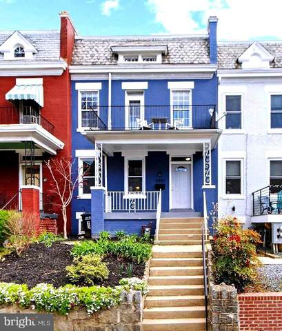 2921 11TH Street NW, WASHINGTON, DC 20001 (#DCDC464412) :: Coleman & Associates