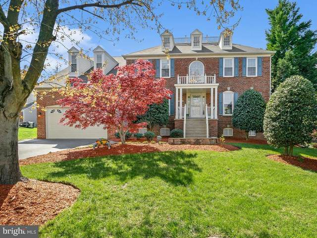 10401 Snapdragon Place, NORTH POTOMAC, MD 20878 (#MDMC702706) :: Potomac Prestige Properties