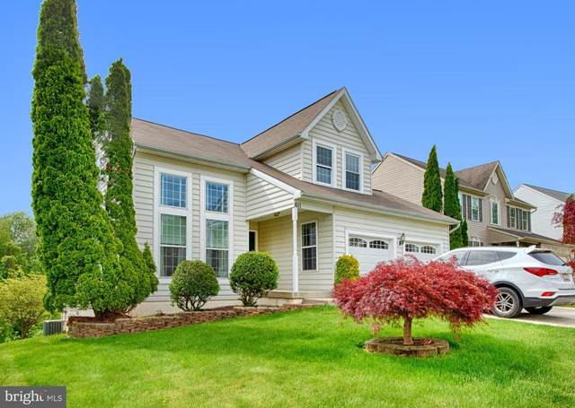 611 Hickory Overlook Drive, BEL AIR, MD 21014 (#MDHR245376) :: Advon Group