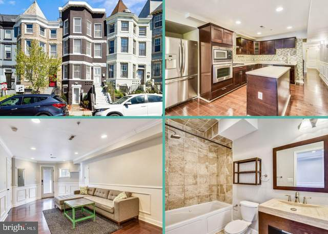 22 T Street NE A, WASHINGTON, DC 20002 (#DCDC464544) :: Pearson Smith Realty