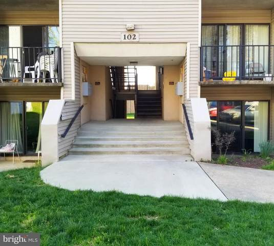 102 Duvall Lane 4-104, GAITHERSBURG, MD 20877 (#MDMC702938) :: LoCoMusings