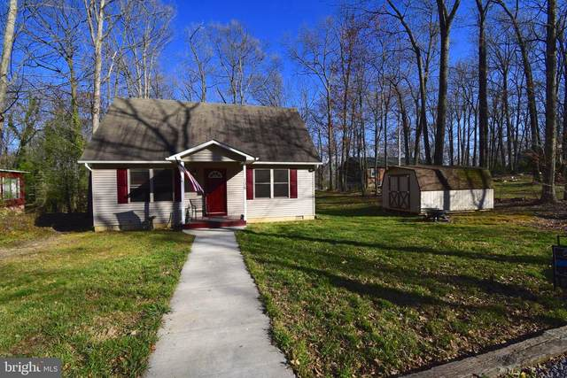 106 Red Fox Trail, WINCHESTER, VA 22602 (#VAFV156762) :: Coleman & Associates