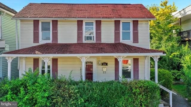 214 Carroll Street, CUMBERLAND, MD 21502 (#MDAL134030) :: The MD Home Team