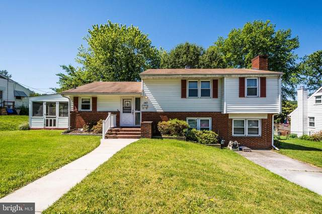 147 Warwick Drive, LUTHERVILLE TIMONIUM, MD 21093 (#MDBC490936) :: The Licata Group/Keller Williams Realty