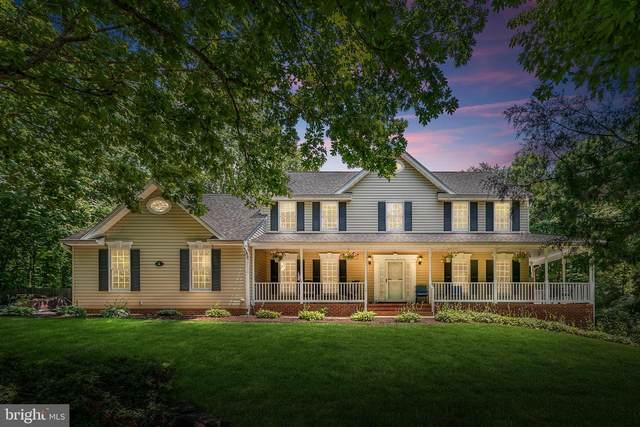 4 Trotter Lane, FREDERICKSBURG, VA 22406 (#VAST220834) :: Coleman & Associates