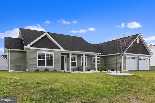 96 Quinella Court, MARTINSBURG, WV 25404 (#WVBE176410) :: Seleme Homes