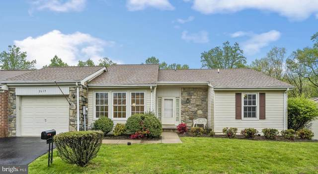 2615 Point Lookout Cove, ANNAPOLIS, MD 21401 (#MDAA431428) :: LoCoMusings