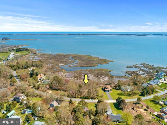Lot 17 Knoll Hill Drive, OCEAN CITY, MD 21842 (#MDWO113330) :: Advon Group