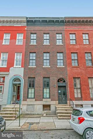 1404 Mcculloh Street, BALTIMORE, MD 21217 (#MDBA507316) :: Advon Group