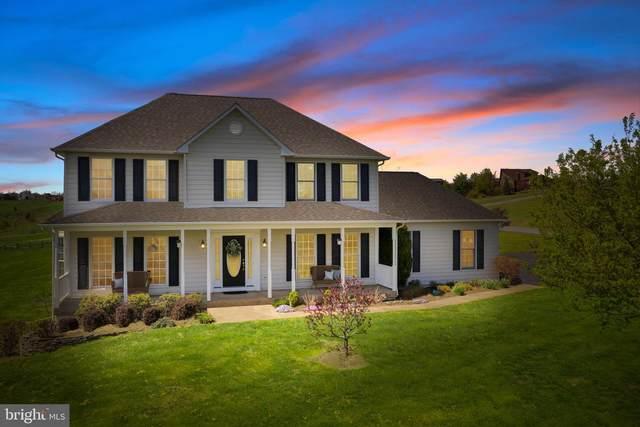 21 Freezeland Manor Drive, LINDEN, VA 22642 (#VAWR140014) :: Colgan Real Estate