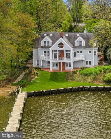 6 Louden Lane, ANNAPOLIS, MD 21401 (#MDAA431760) :: Pearson Smith Realty