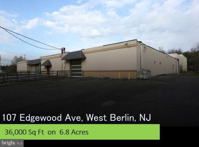 107 EDGEWOOD AVENUE, WEST BERLIN, NJ 08091 (MLS #NJCD392152) :: The Dekanski Home Selling Team