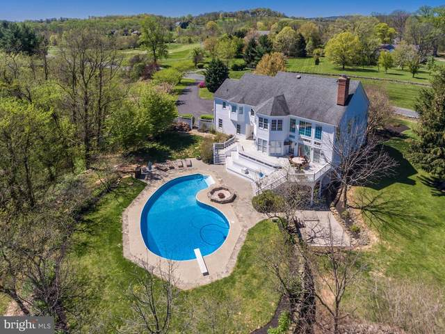 17780 Stoneleigh Drive, ROUND HILL, VA 20141 (#VALO409224) :: EXP Realty