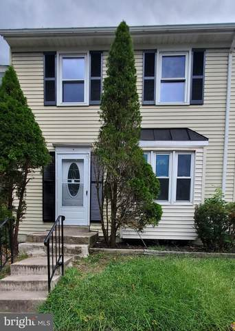 9 Mountain Green Circle, BALTIMORE, MD 21244 (#MDBC492192) :: AJ Team Realty