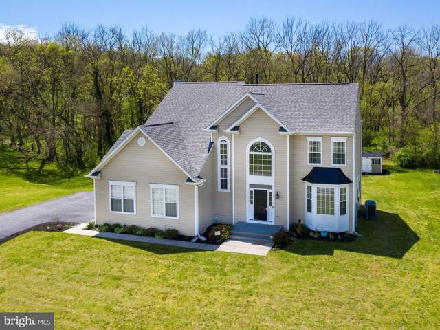 168 Craighill Drive, CHARLES TOWN, WV 25414 (#WVJF138624) :: Network Realty Group