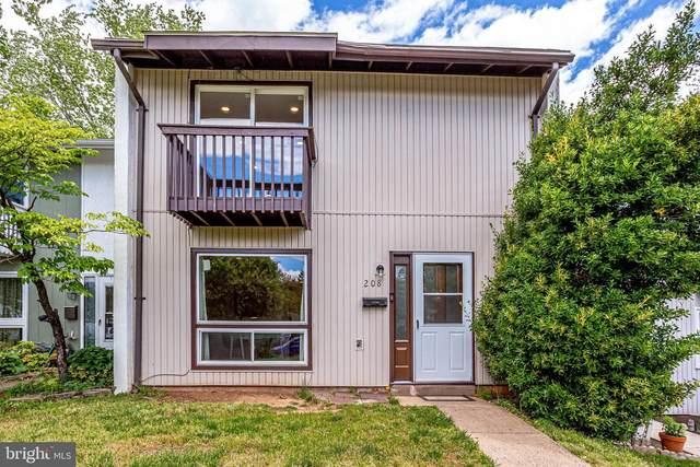 208 Willow Terrace, STERLING, VA 20164 (#VALO409398) :: City Smart Living
