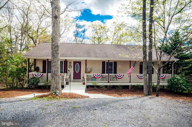 592 Spitz Lane, BASYE, VA 22810 (#VASH119090) :: Dart Homes