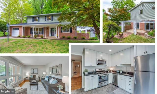 9802 Ward Court, FAIRFAX, VA 22032 (#VAFX1125586) :: The Licata Group/Keller Williams Realty