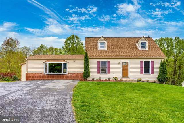 6515 Fordice Drive, MOUNT AIRY, MD 21771 (#MDFR263356) :: Tori Weiss Hamstead & Associates