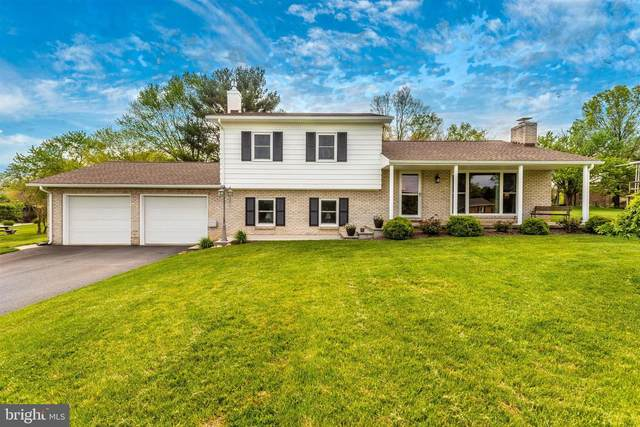 11831 Peacock Trail, HAGERSTOWN, MD 21742 (#MDWA171946) :: The MD Home Team