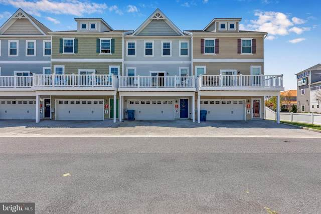 12900 Sand Bar Lane #4, OCEAN CITY, MD 21842 (#MDWO113528) :: Berkshire Hathaway PenFed Realty